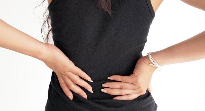 Intense stomach pain