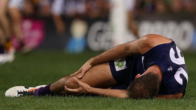 Anterior Cruciate Ligament Injuries - Adelaide Crows Sports Medicine Clinic